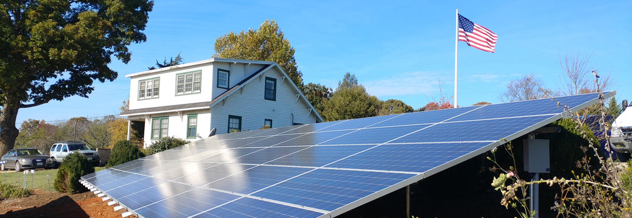 Own a farm or business? Let's get you a solar grant.